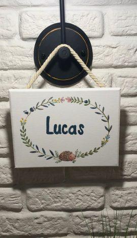 Lienzo Lucas