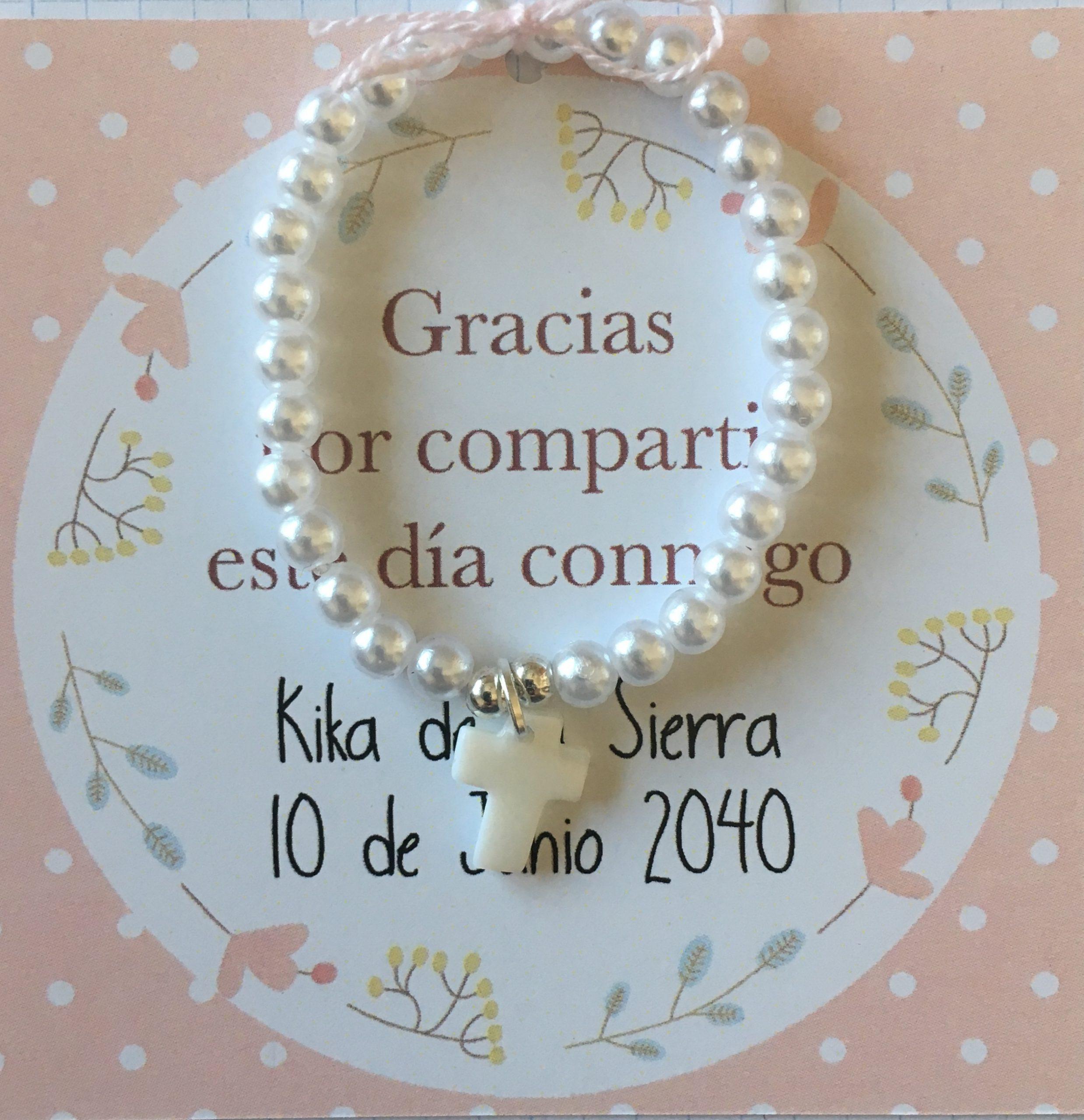 Pulsera de perlas 2011