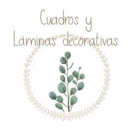 CUADROS Y LÁMINAS DECORATIVAS